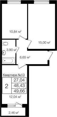 Room scheme